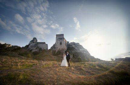 Madzia i Mateusz – plener ślubny