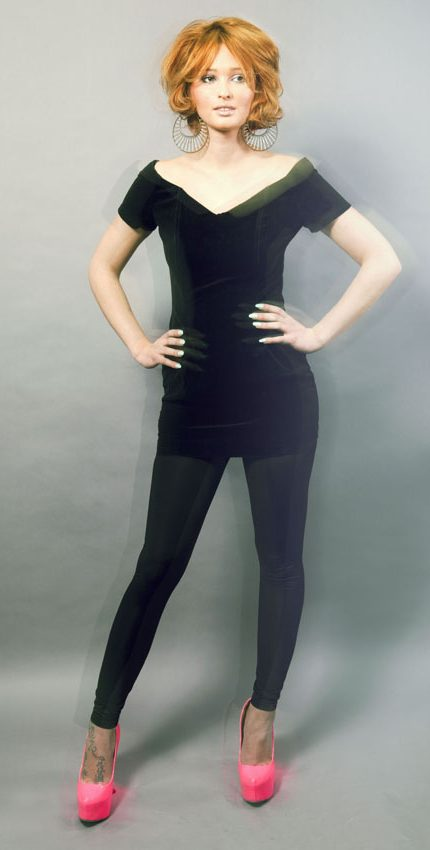 Moda na sylwestra